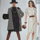 McCalls #3968 Uncut Sz 20-24 Jacket, Dress & Flower Sewing Pattern