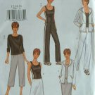 BUTTERICK #3467 Uncut Sz 12-16 Jacket,Top, Skirt & Pants Sewing Pattern