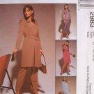MCCALLS OOP#2983 Uncut Sz 10-14 Dress, Top, Skirt & Pants Sewing Pattern