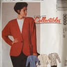 MCCALLS OOP#3889 Uncut Sz 22 Lined Jacket & Skirt Sewing Pattern