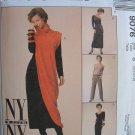 MCCALLS #9076 Uncut Sz 8-12 Dress Top Tunic & Pants Sewing Pattern