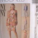 MCCALLS OOP#9215 Uncut Sz 8-12 Jacket, Dress, Top & Pants Sewing Pattern