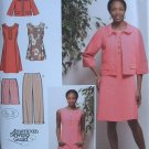 SIMPLICITY #2958 Uncut Sz 6-14 Dress, Tunic, Jacket & Pants Sewing Pattern