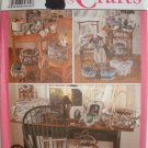 Simplicity  #9471 Uncut Photo Frames/Baskets Sewing Pattern