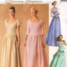 MCCALLS #3259 Uncut Sz 10-14 Evening Tops & Skirts Sewing Pattern