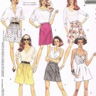 McCalls Uncut #6007 Sz 8-12 Shorts Sewing Pattern