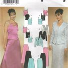 SIMPLICITY #7010 Sz 6-12 Evening Jacket, Tops, and Slim or Flared Skirts Sewing Pattern