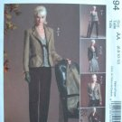 MCCALLS #5194 Uncut Sz 6-12 Lined Jacket, Top, Skirt & Pants Sewing Pattern