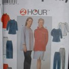 Top, Skirt & Pants #8790 Sz Xs-Xl Simplicity Uncut Sewing Pattern