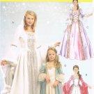 MCCALLS #434 Uncut Close-fit Bodice; Gathered Skirt Medieval Princess Costume