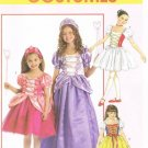 MCCALLS #5951 Uncut Child Sz 3-6 Princess, Ballerina, Fairy, Renaissance Costume