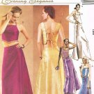 MCCALLS #3032 Uncut Sz 4-18 Button or Tie Back Tops; Optional Straps & Skirts