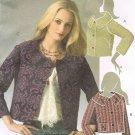 MCCALLS #5243 Sz 6-12 Semi-fit, Lined, Waist Length Jacket, 7/8 Sleeves