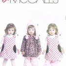 MCCALLS #6193 Uncut Infants Winter Jacket, Jumper, Pants and Hat