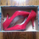 Red Pumps Pointed toe