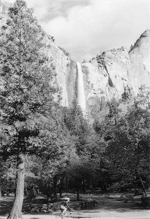 """Yosemite Rider"""