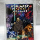 Star Wars - Episode I: Phantom Menace Manga Vol. 1 (Paperback) ~ George Lucas, Kia Asamiya