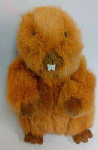 Beaver Plush Toy by Gund Kohls_ Woodland animal