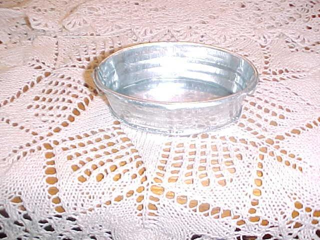 Mini Oval Wash Tub