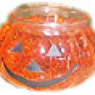 Clear 18 Ounce Pumpkin Jar