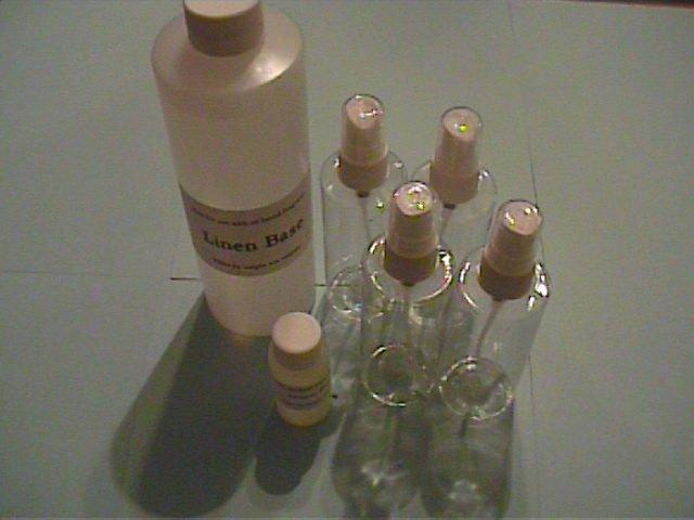 """Make Your Own """"Lavendar"""" Linen Spray Kit"""