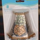 Tropical Pineapple Beaded Night Light