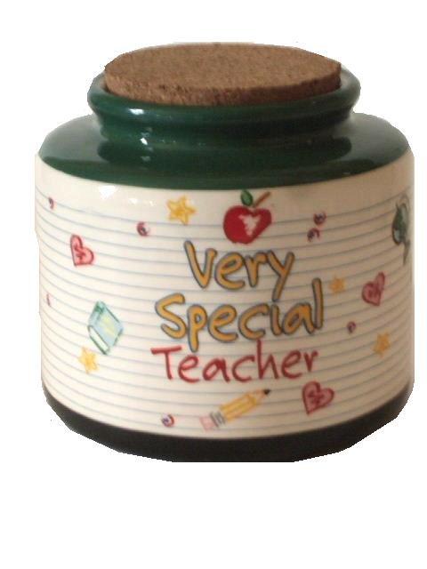 Canister Gift for Teacher