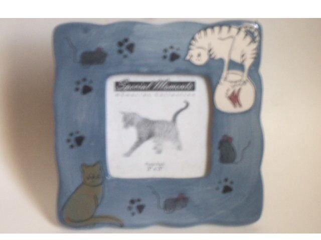 Cats Pet Photo Picture Frame