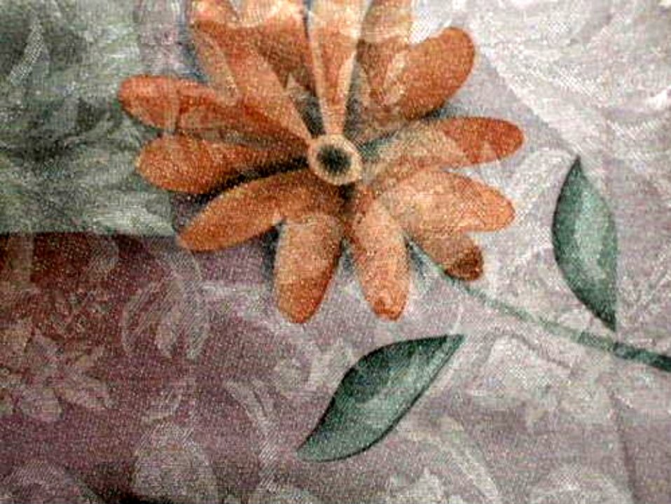 Floral Butterflies Complete Curtains Set Panels Valance Tie Backs