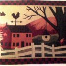 Country Themed Tapestry Placemats
