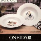 Fat Chef Soup Salad Bowls Chefs to Go Garant Oneida Set 1