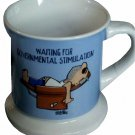Funny Coffee Mug Government Stimulation