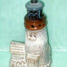 Lighthouse Candle Holder Nautical Decor
