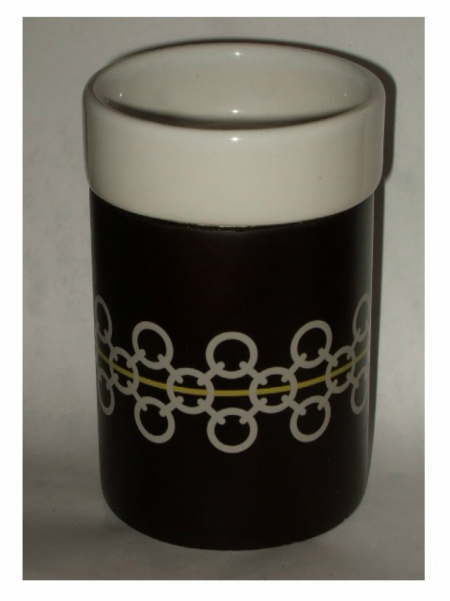 Chain Links Bathroom Tumbler Jaclyn Smith
