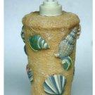 Seashells Starfish Resin Soap Pump Lotion Dispenser Beach Decor