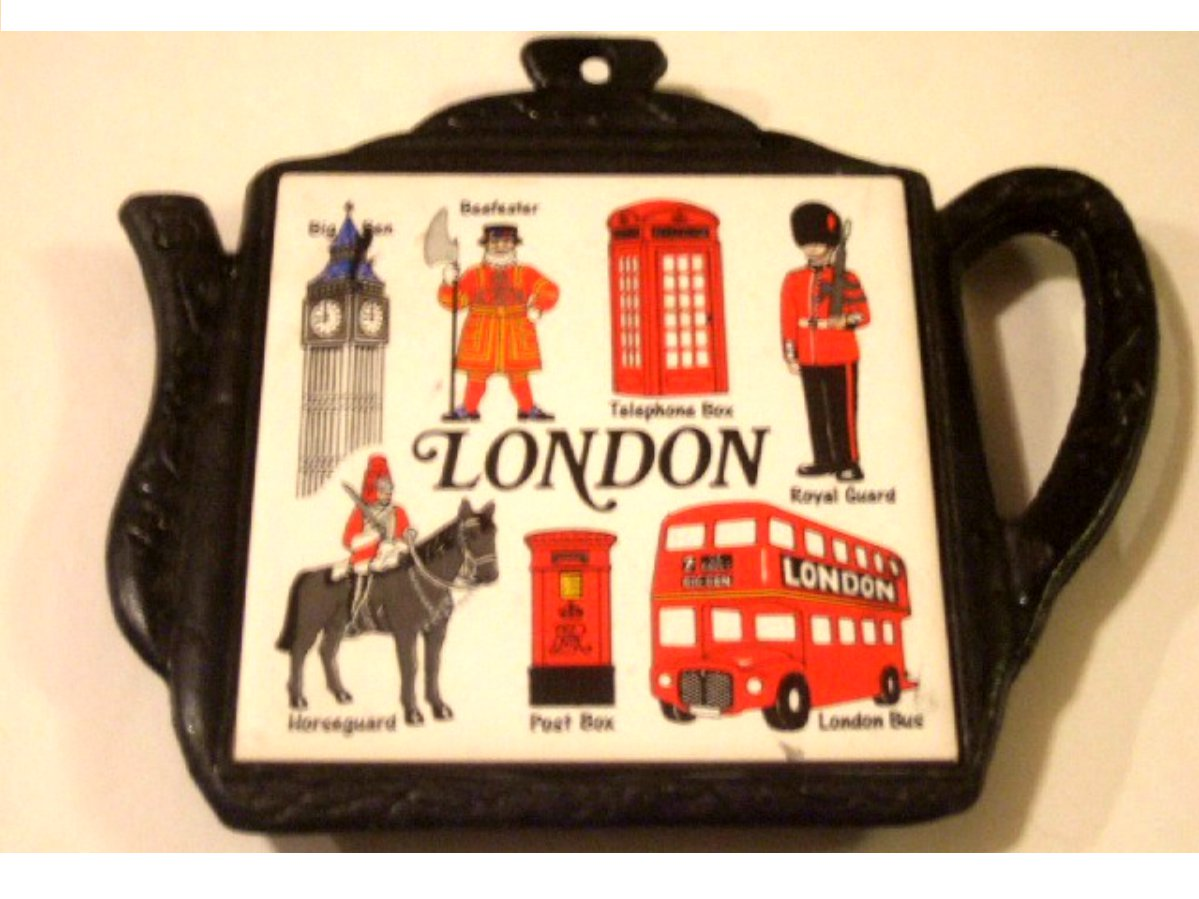 Wrought Iron Teapot Trivet London Sites