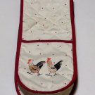 Roosters Kitchen Oven Gloves