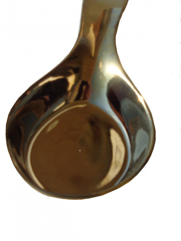 Ceramic Spoon Rest Mirror Coated