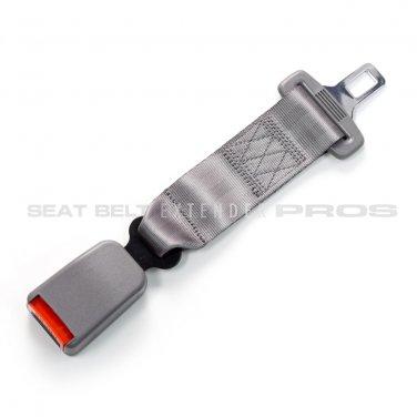 """10"""" Seat Belt Extender - Type A - Gray"""