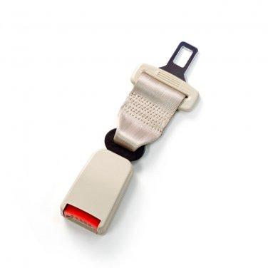 "7"" Seat Belt Extender - Type X - Beige"
