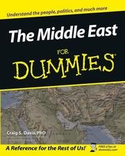 The Middle East for Dummies  by Jr. Davis Craig