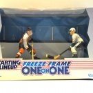 NEW -Starting Lineup© 1997 Freeze Frame Kariya & Lindros Hockey Action Figures