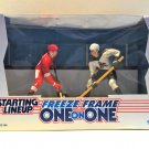 NEW -Starting Lineup© 1997 Freeze Frame Roenick & Yzerman Hockey Action Figures