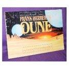 NOTEBOOKS OF DUNE - BY FRANK HERBERT