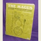 THE MAGUS - F. BARRETT - 1ST PAPERBOUND PRNTNG - 1975