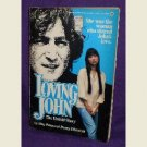 LOVING JOHN by May Pang, Henry Edwards 1983 PPB 1st ED