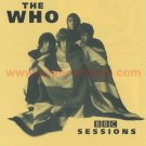 THE WHO BBC Sessions CD flyer Japan 2000 [PM-100f]