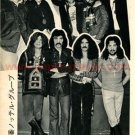 BLACK SABBATH / THE BEACH BOYS magazine clipping Japan 1972 [PM-100]