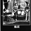 10CC magazine clipping Japan 1975 #1 [PM-100]