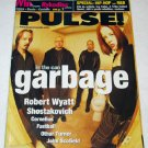 PULSE magazine USA #170 Garbage Robert Wyatt Cornelius John Scofield May 1998 [MX-250]